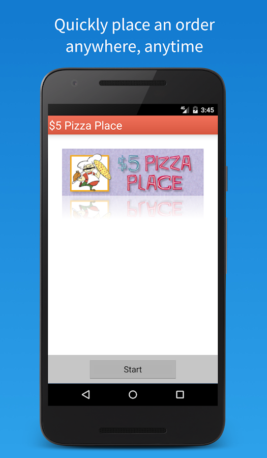 $5 Pizza Place- screenshot
