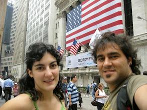 Photo: En Wall Street.