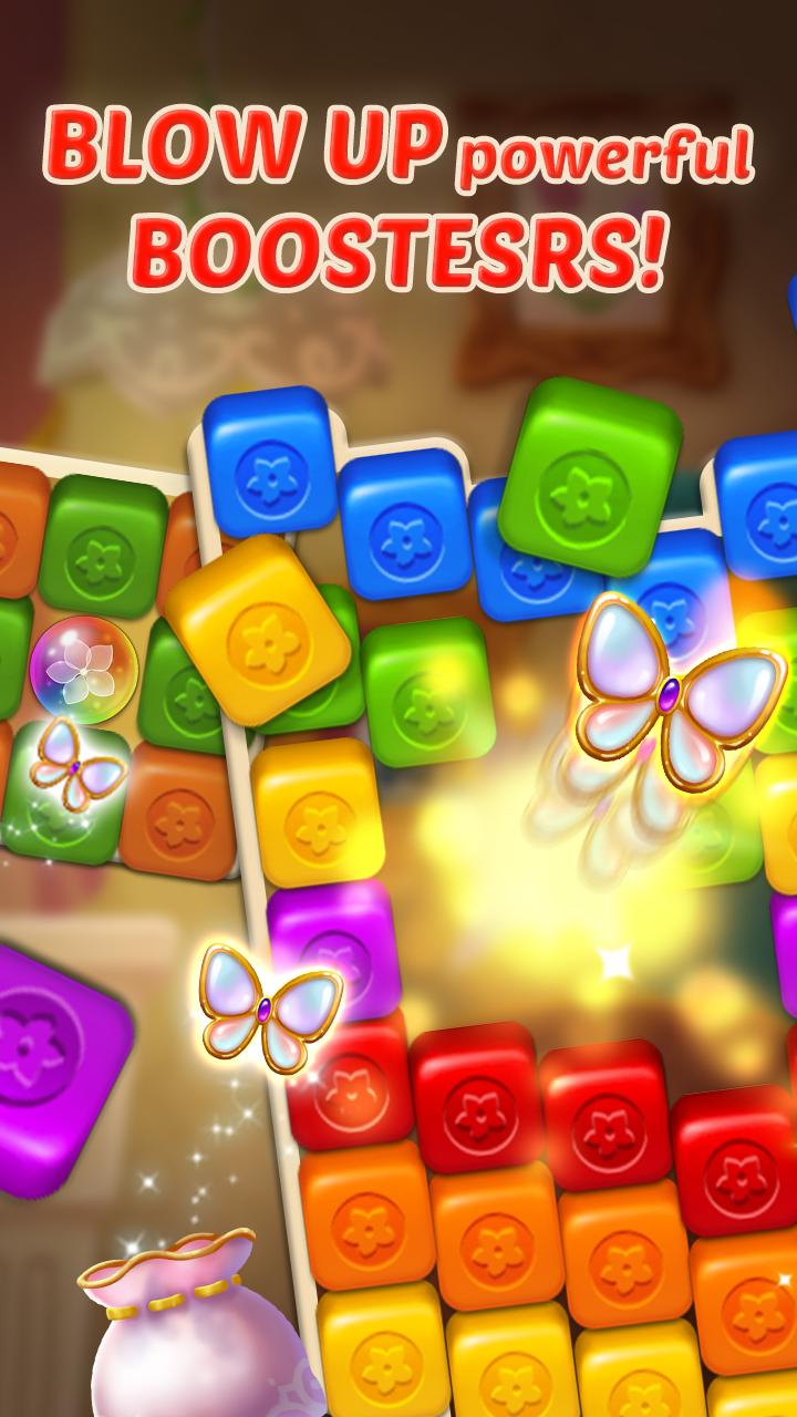 Gem Blast: Magic Match Puzzle Screenshot 1