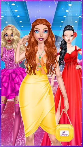 Supermodel Magazine - Game for girls  screenshots 7
