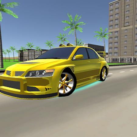 Driving Speed Car 3D : Lancer v0.15