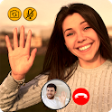 Live Video Call around the World-guide and Advice icon