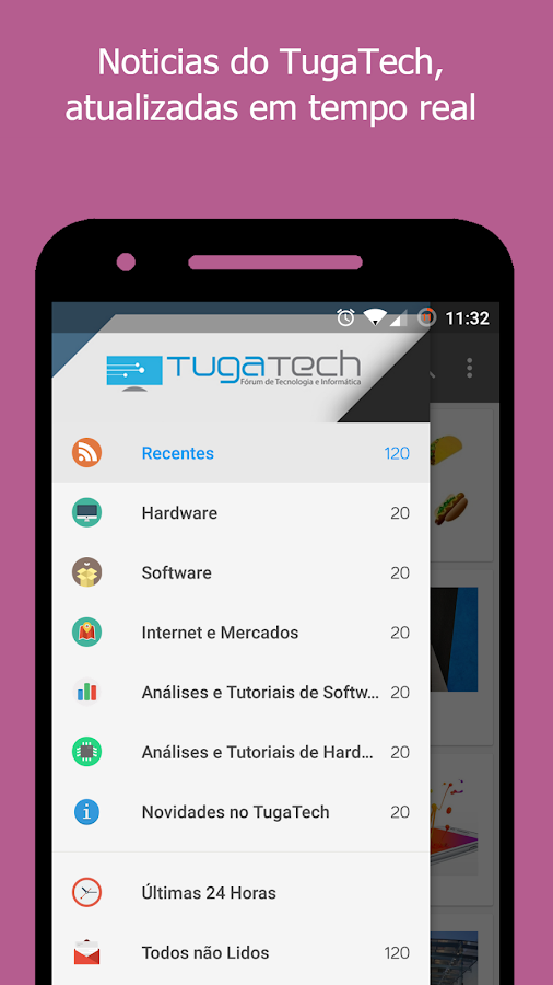 TugaTech- screenshot