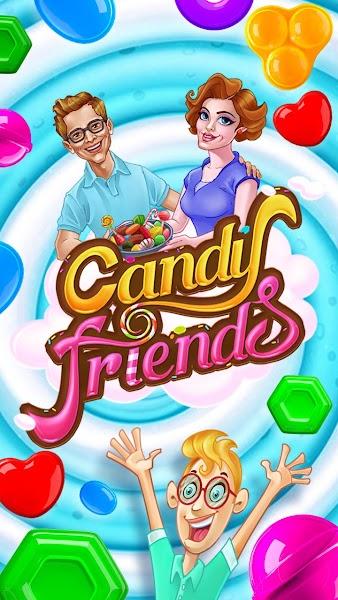 Candy Friends v1.6 [Mod]