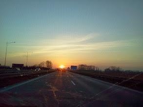 Photo: Jadziem na zachód :)