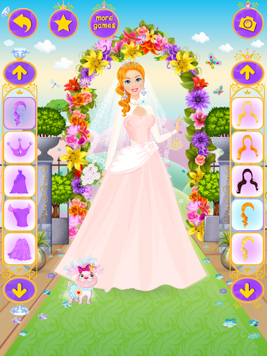 Princess Wedding Dress Up  {cheat|hack|gameplay|apk mod|resources generator} 4