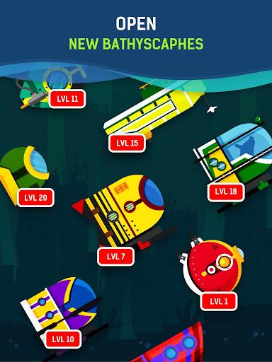 Idle Submarine: Crafting Journey  screenshots 11
