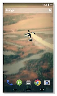 Aerobatics Live Wallpaper screenshot