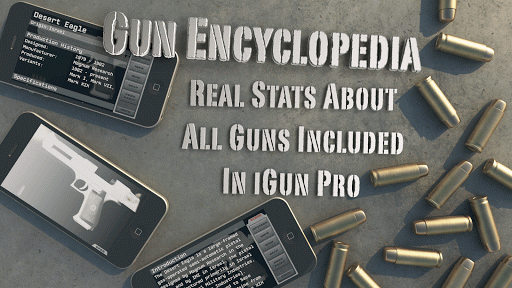 iGun Pro -The Original Gun App 5.26 screenshots 4