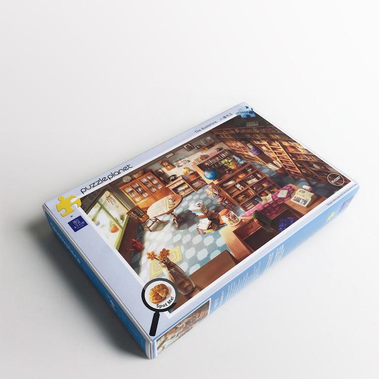 Puzzle: The Bookstore