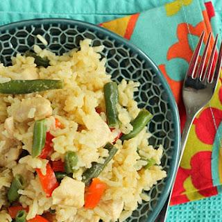 One Pot Thai Curry