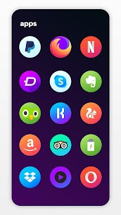 Hera Icon Pack – Circle Icons v5.1 [Patched] 4