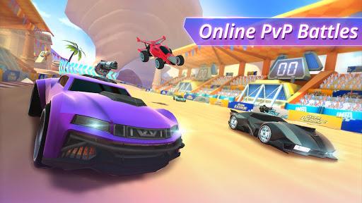 Overleague - Kart Combat Racing Game 2020 screenshots 4