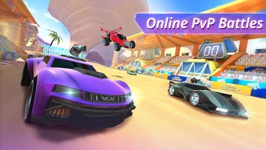 Overleague – Kart Combat Racing Game 2020  Apk Download For Android 2