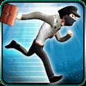 Agent 7 Escape-Jungle Run icon