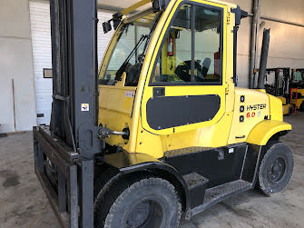 Picture of a HYSTER H6.0FT
