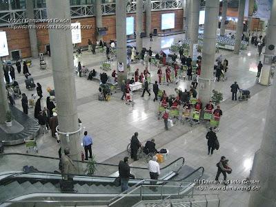IKA Airport Tehran