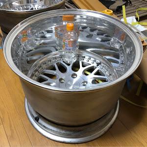レガシィツーリングワゴン BR9 br9 2.5i lのホイールのカスタム事例画像 佐野くんさんの2019年01月02日17:31の投稿
