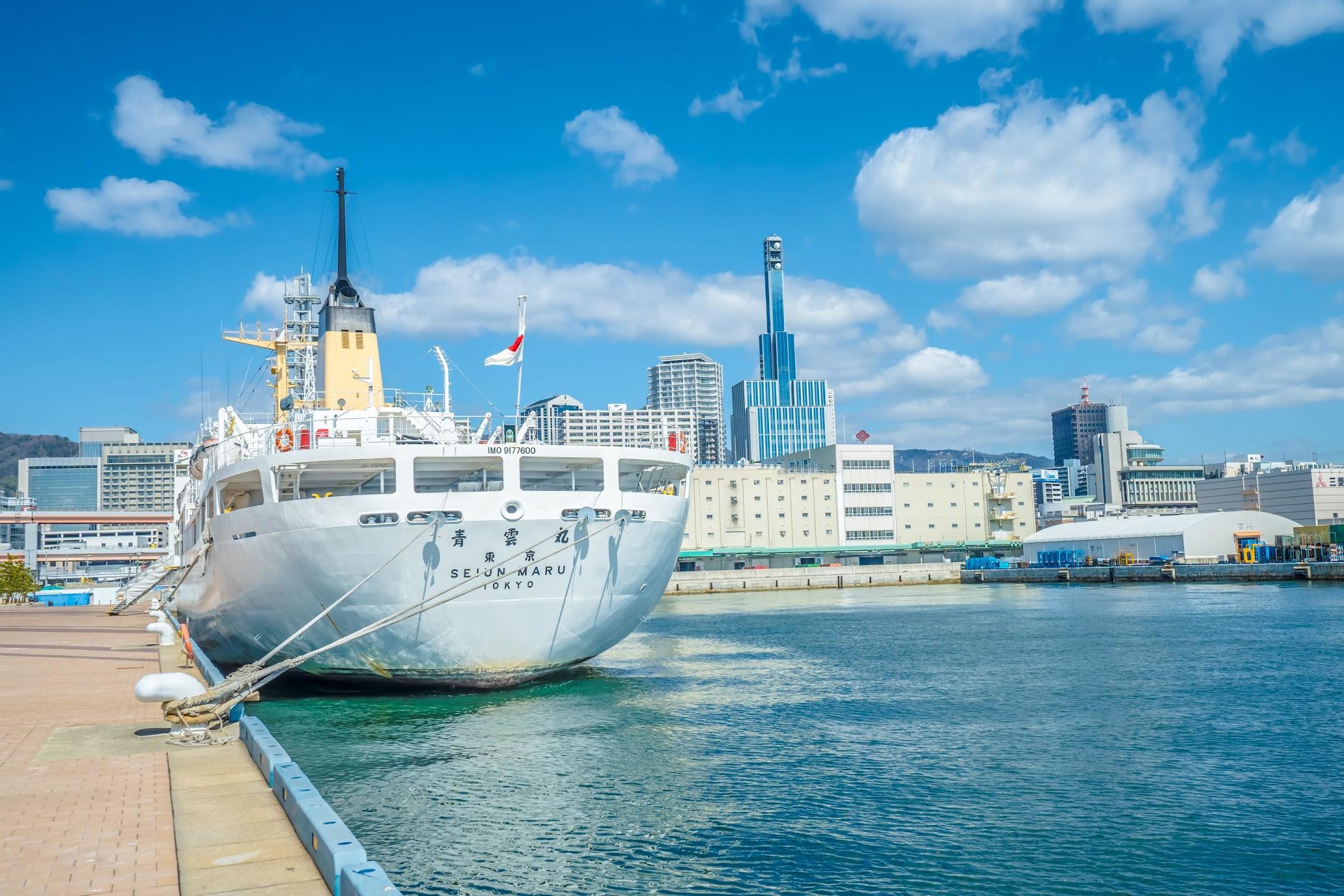 Kobe ship1