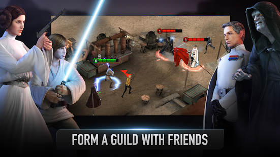 Star Wars: Force Arena screenshot 17