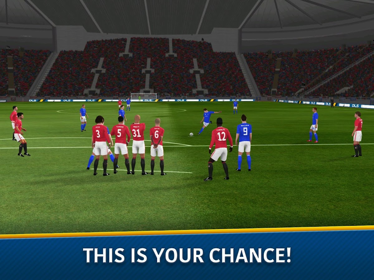 ‪Dream League Soccer 2018‬‏- لقطة شاشة