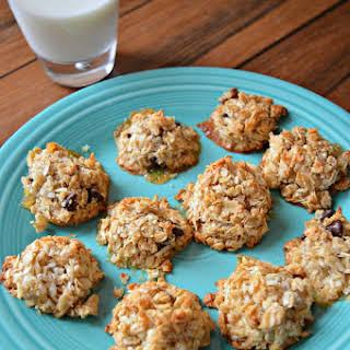 Coconut Oatmeal Cookies No Sugar Recipes.