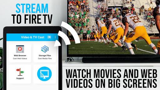 Video & TV Cast | Fire TV - Web Video Browser 2.20 screenshots 4