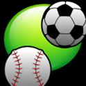 Ball shooting game icon