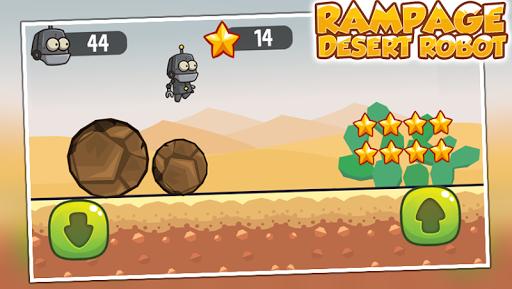 Code Triche Rampage Desert Robot mod apk screenshots 3