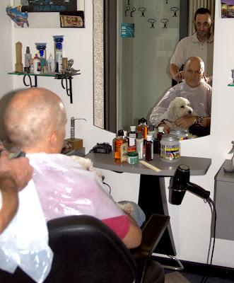 Insieme perfino dal barbiere di benny48