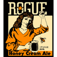 Logo of Rogue Honey Cream Ale