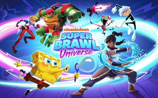 Screenshot for Super Brawl Universe in United States Play Store