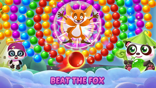 Bubble Shooter 3 Panda apkmr screenshots 4