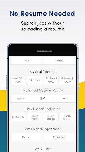 Job Search App - Free Direct HR Contact: WorkIndia 5.2.9.3 screenshots 4