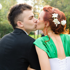 Wedding photographer Aleksandra Ponomarenko (Vnebesolnce). Photo of 23.03.2017