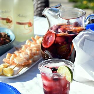 Summer Berry Sangria Recipe