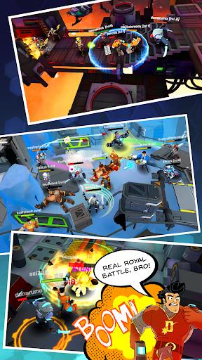 Dash Galactic cheat screenshots 2