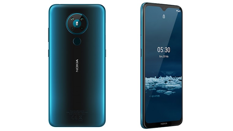 New Nokia 5.3 midrange phone now available in SA - ITWeb