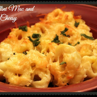 Tortellini Mac and Cheesy