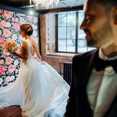 Wedding photographer Nusya Dzhamoldinova (Nusya). Photo of 02.12.2017