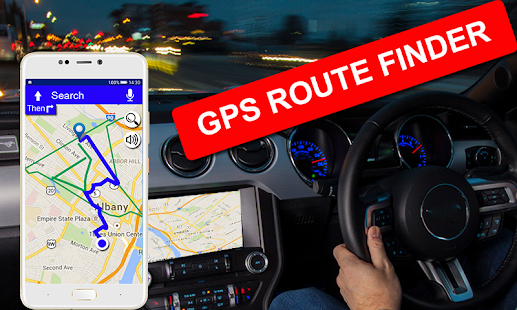 Entfernungsmessung Mit Google Earth : Gps route navigation live maps and weather u apps bei google play