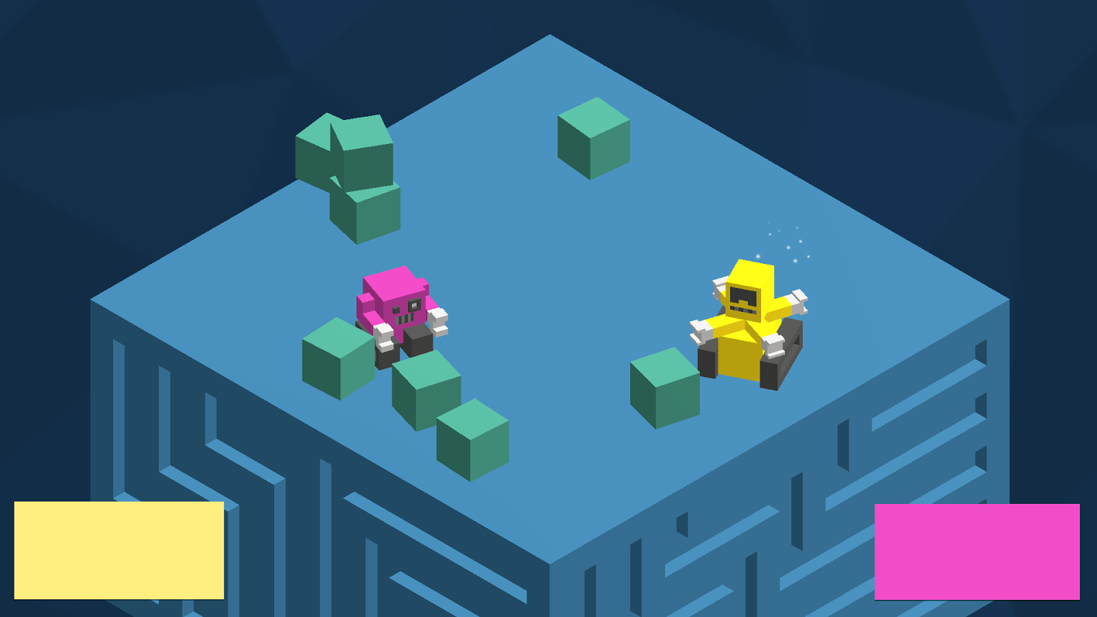 BotSumo - for 2 players- screenshot