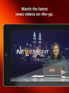 Astro AWANI - #1 24-hour News Channel in Malaysia- screenshot thumbnail