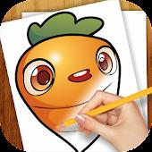 Learn to draw Hero Farmer