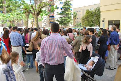 Fotos de la Misa del Domingo de Ramos