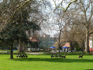 Photo of Myatt's Fields Park, Camberwell on Vassall View