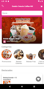 Dunkin Donuts Coffee MX 3