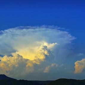 U.F.O  Clouds by Daniel Moldovanu - Uncategorized All Uncategorized (  )