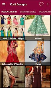 Kurti Designs - náhled
