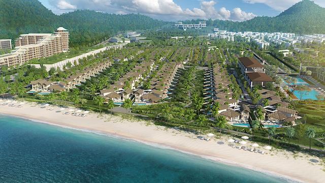 Dự án sun premier village kem beach resort – Báu vật của trời